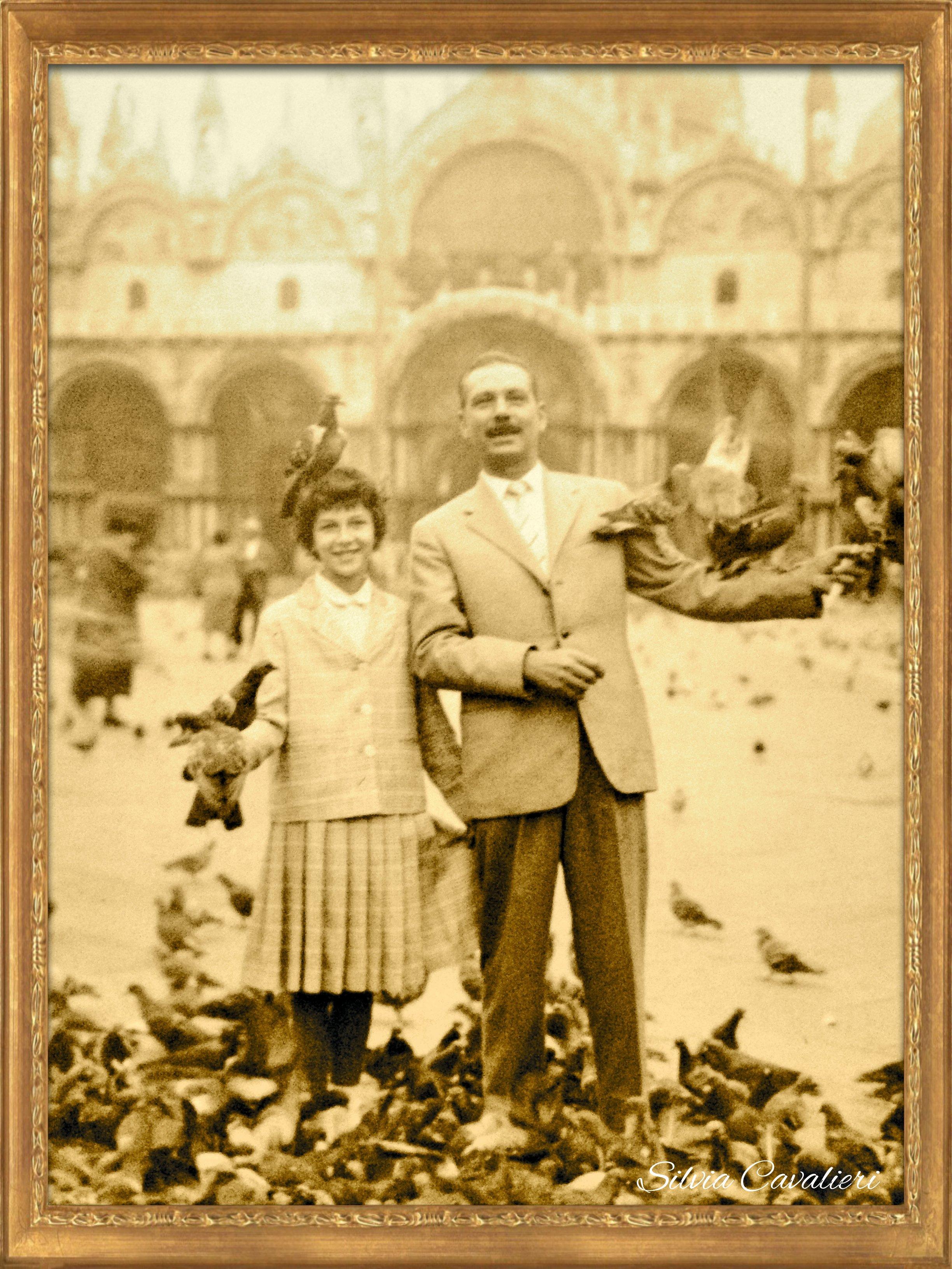 Venezia col padre
