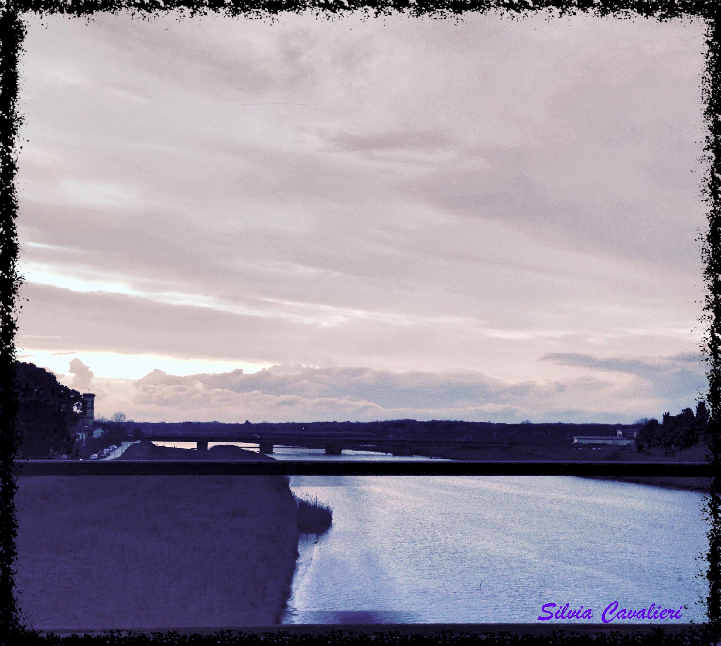 fine del tramonto