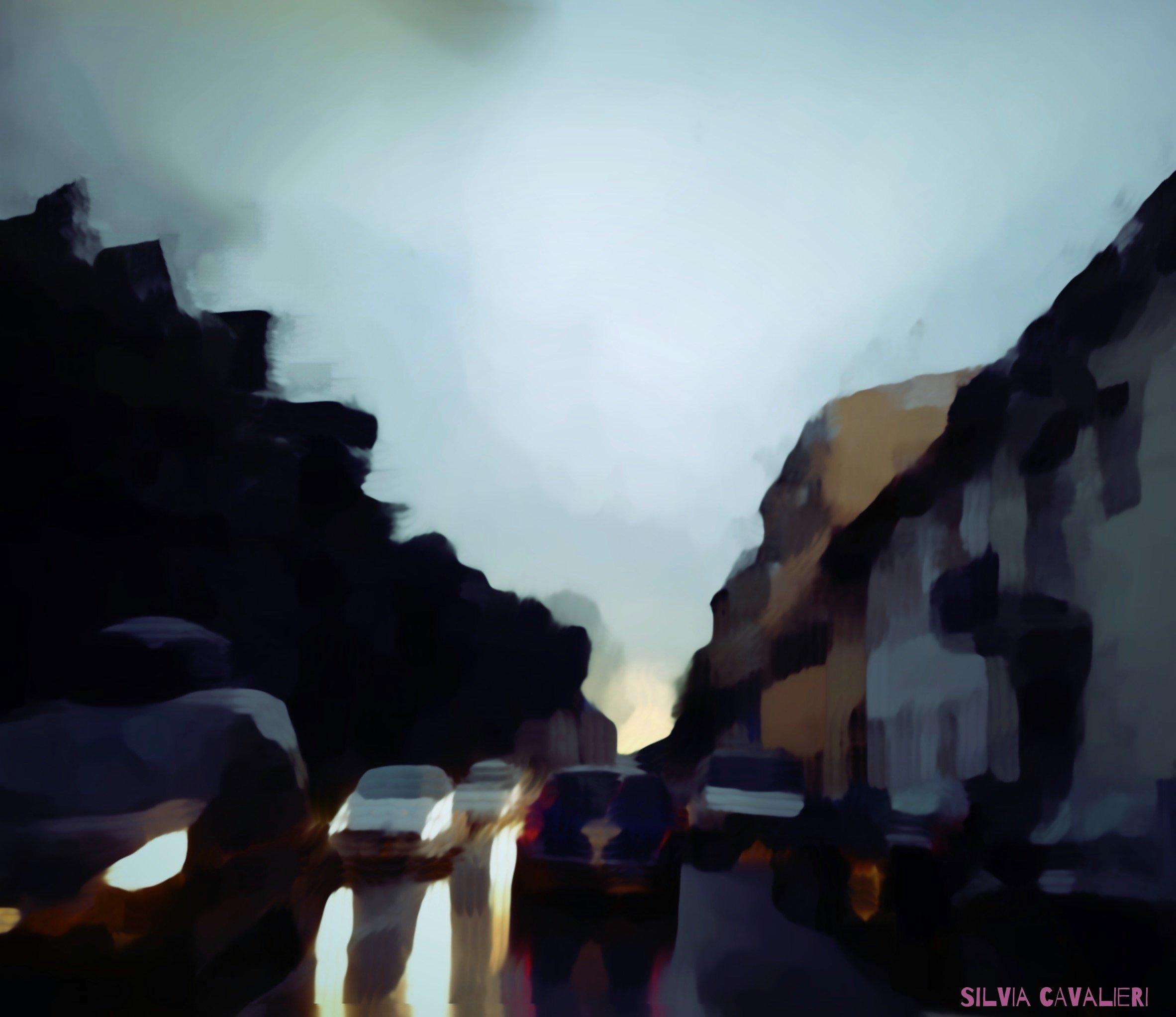 sera di strada