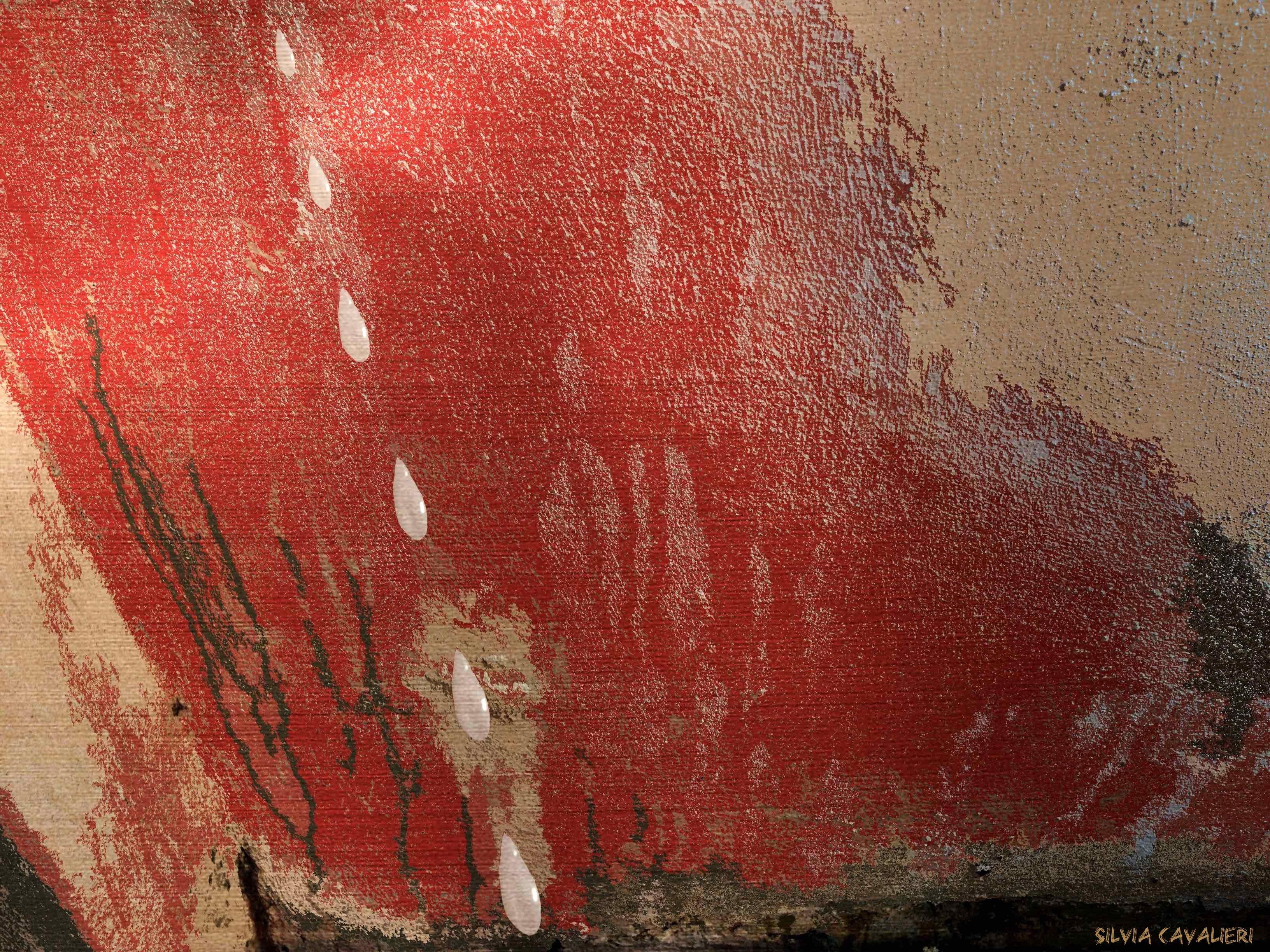 muro di lacrime e sangue