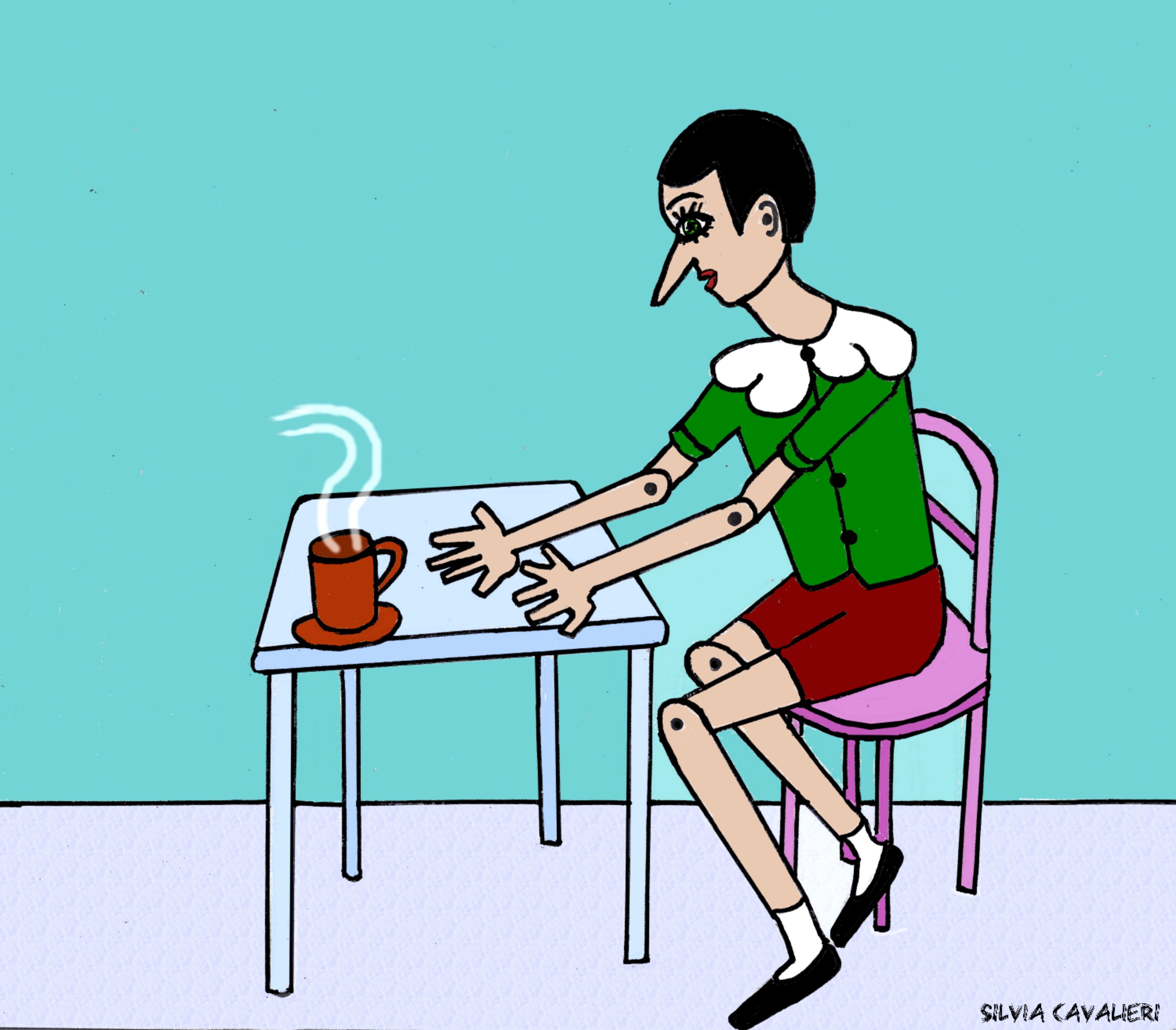 Pinocchio a colazione