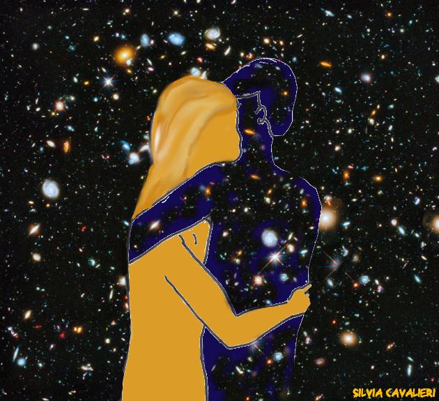 cosmico abbraccio