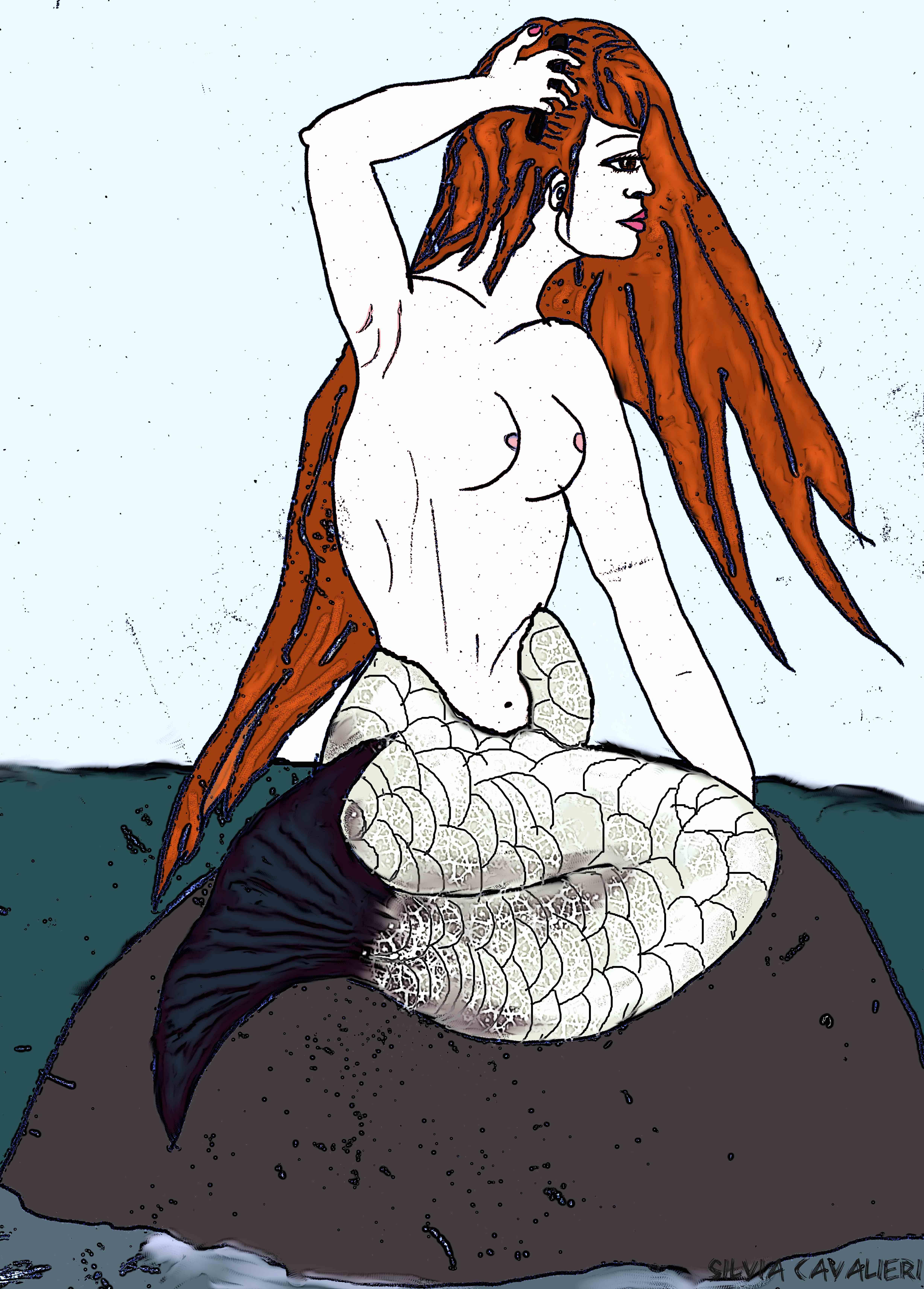 sirena gordita