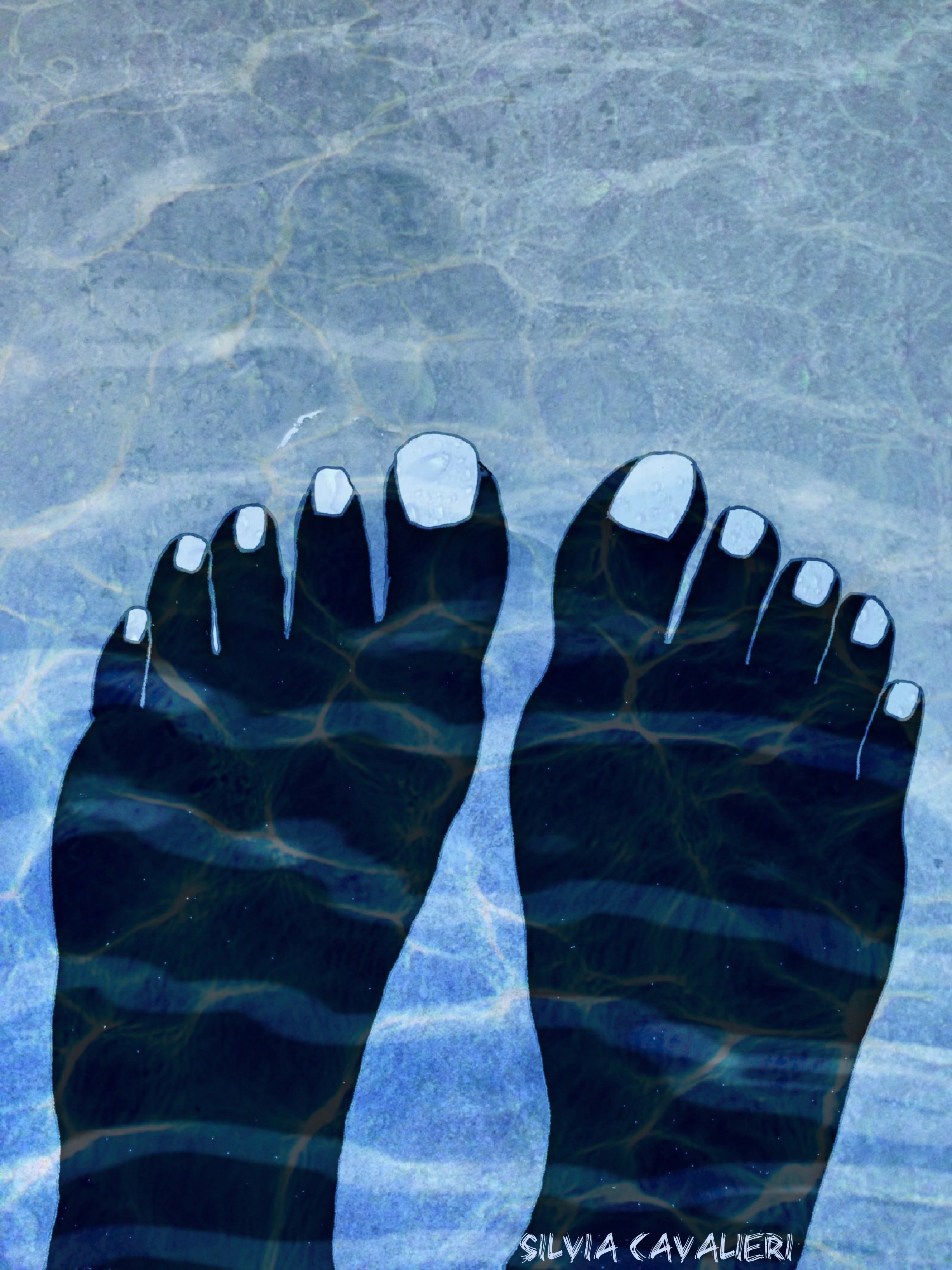 piedi dimenticati