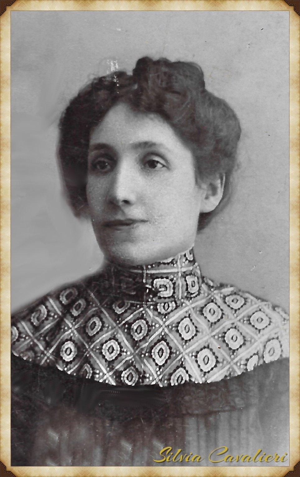 Ritratto di nonna Lina